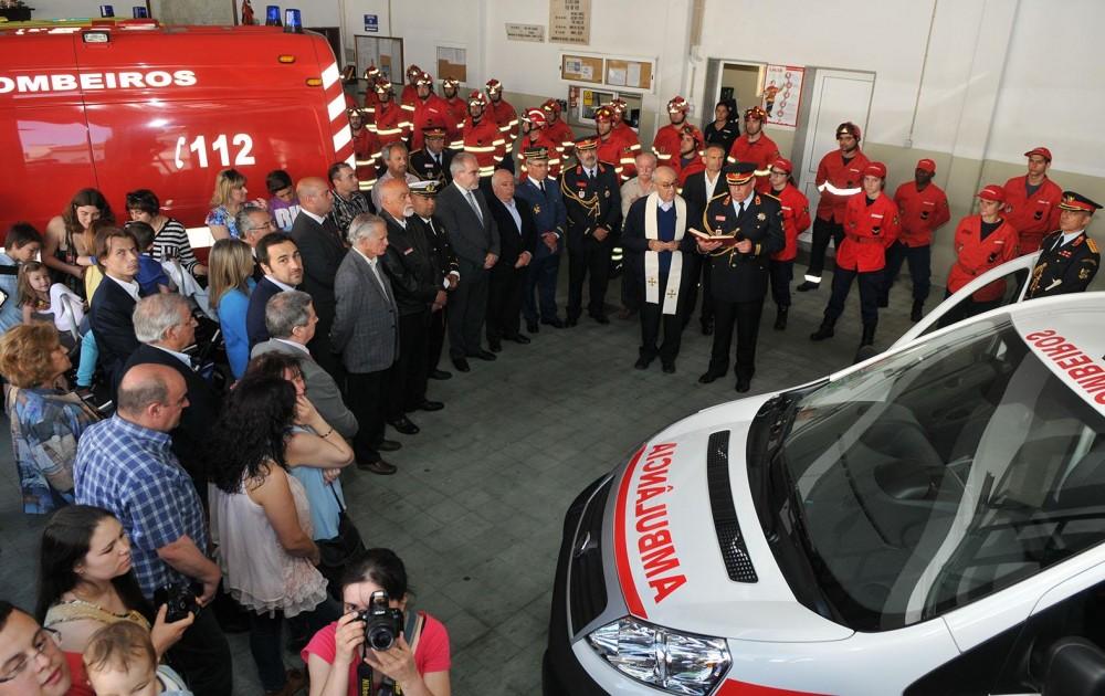 Aniversário dos Bombeiros Voluntários de Vila Real